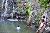 Temurun Waterfall at Langkawi Island