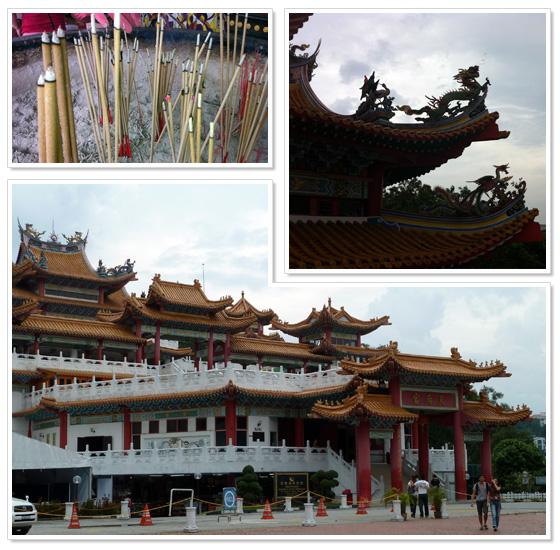 Thean Hou temple Kuala Lumpur 1