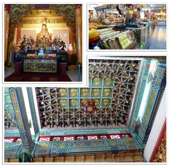 Thean Hou temple in Kuala Lumpur 3