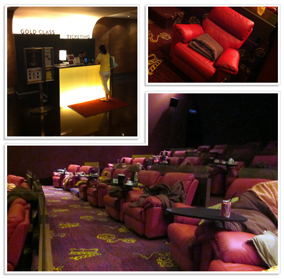 Movie theaters in Malaysia, Gold Class in Signatures @ The Gardens
