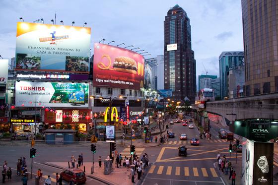 Bukit Bintang Kuala Lumpur 17