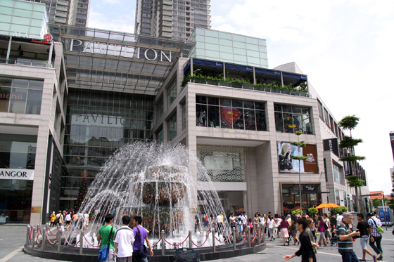 Bukit Bintang Shopping Strip - Attractions - Wonderful Malaysia