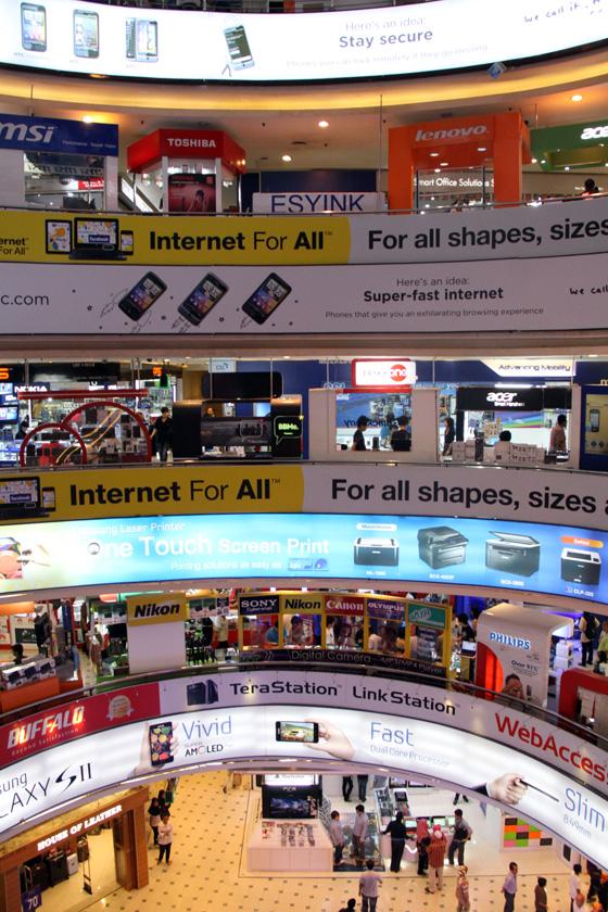 Bukit Bintang Plaza Low Yat Kuala Lumpur