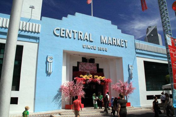 Central Market (Pasar Seni) Kuala Lumpur 2