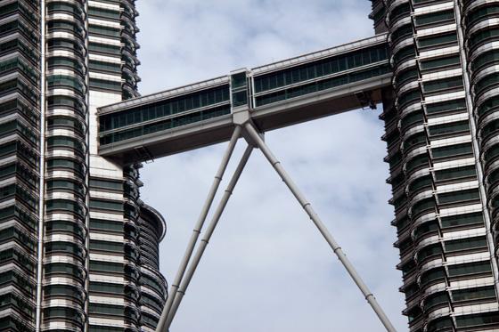 Petronas Twin Towers Sky Bridge 1