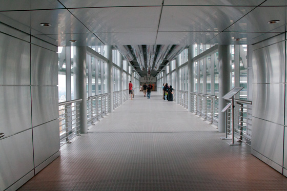 Petronas Twin Towers Sky Bridge 2