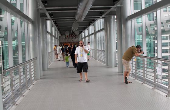Petronas Twin Towers Sky Bridge 3