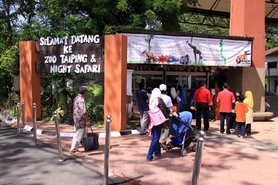 Taiping Zoo & Night Safari 1