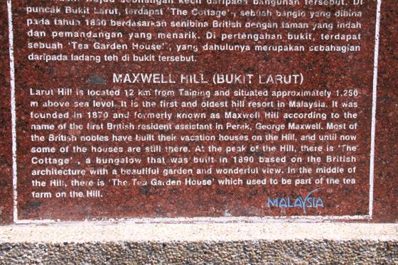 Bukit Larut (Maxwell Hill) 12