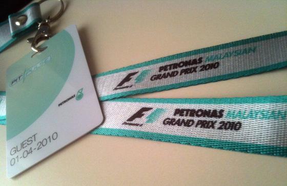 formula1 grand prix malaysia events