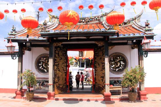 malacca things to do cheng hoon teng temple