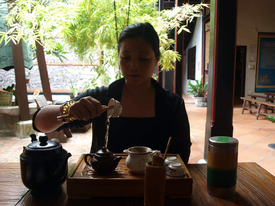 malacca things to do zheng he tea house
