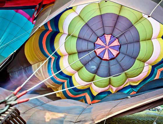 Putrajaya International Hot Air Balloon fiesta 2