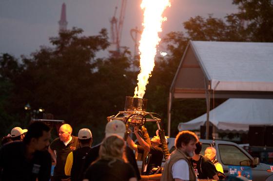 Putrajaya International Hot Air Balloon fiesta 3