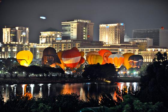 Putrajaya International Hot Air Balloon fiesta 5
