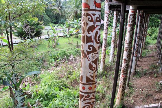 sarawak cultural village 11