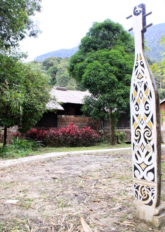 sarawak cultural village 7