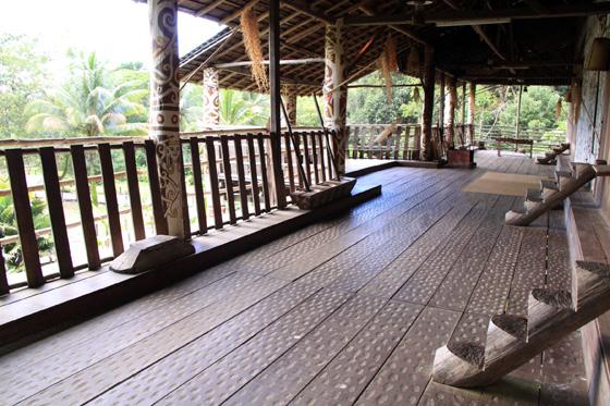 sarawak cultural village 8