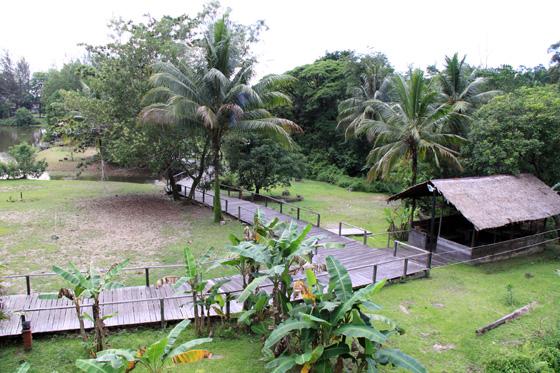 sarawak cultural village 9