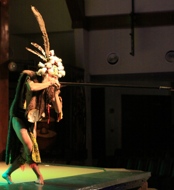 sarawak cultural village dance performance 10
