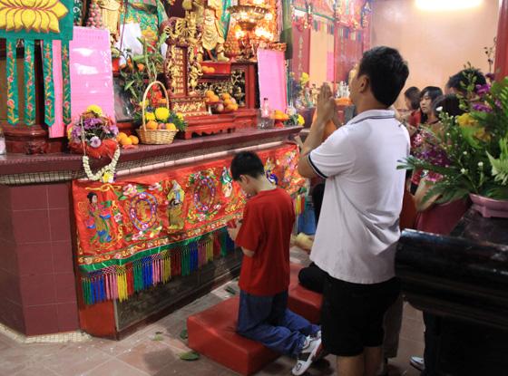 Guan Di Temple, Chinatown Kuala Lumpur | Attractions | Wonderful Malaysia