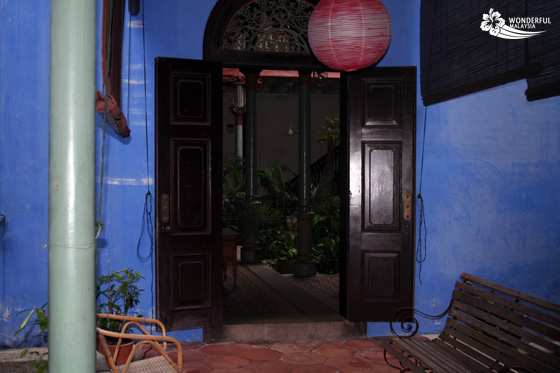 Cheong Fatt Tze Mansion (Blue Mansion) in Georgetown, Penang 10