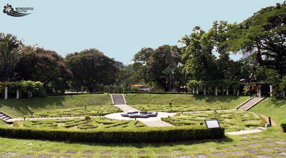 central park lake gardens
