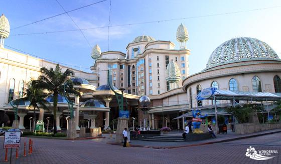 sunway lagoon theme park malaysia 1