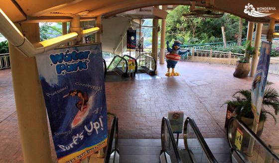 sunway lagoon theme park malaysia 3