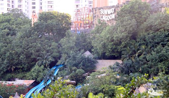 sunway lagoon theme park malaysia 4