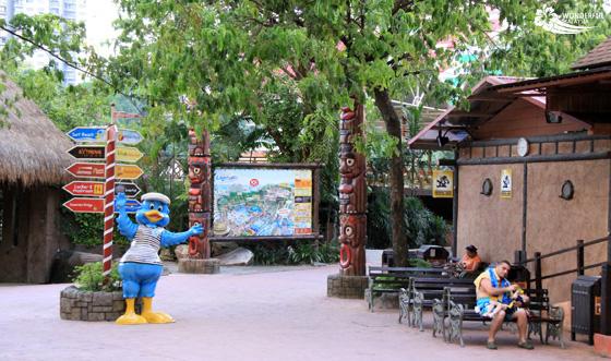 sunway lagoon theme park malaysia 7