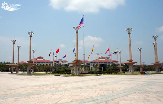 putrajaya square