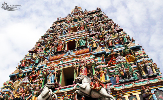 sri mahamariamman temple kuala lumpur 2