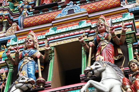 sri mahamariamman temple kuala lumpur 3