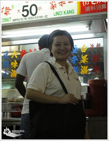 Pauline from Simply Enak Food Experiences