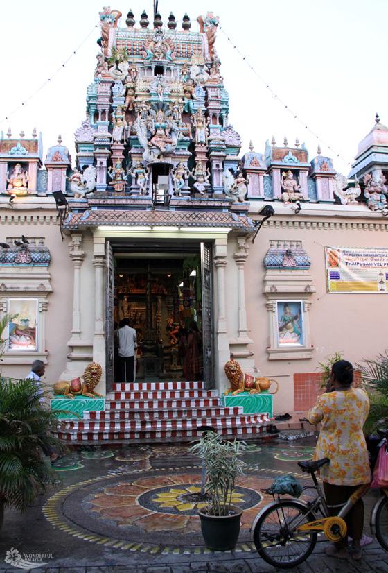 Sri Mahamariamman Temple in Georgetown, Penang 2