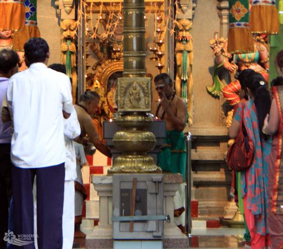 Sri Mahamariamman Temple in Georgetown, Penang 3