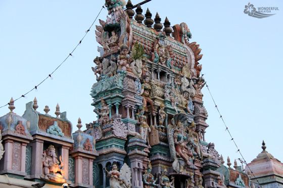 Sri Mahamariamman Temple in Georgetown, Penang 4