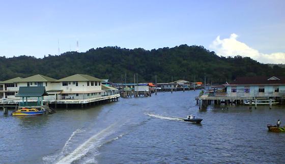 brunei-waterdorp