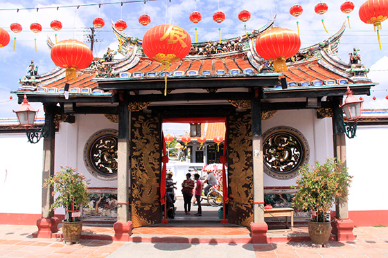 Image result for CHENG HOON TENG TEMPLE