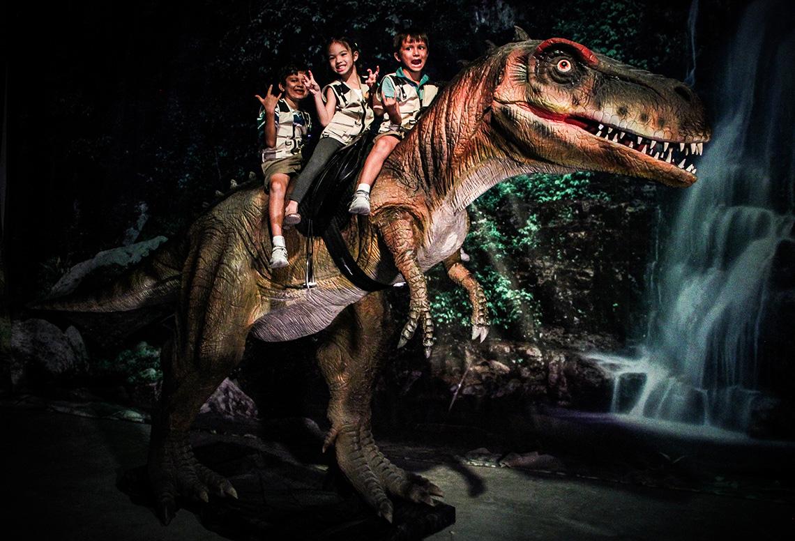 Dinoscovery Kuala Lumpur