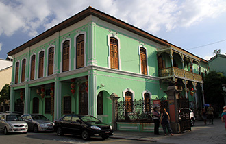 Peranakan Green Mansion, Georgetown Penang