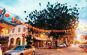 Penang, a trip through memory lane