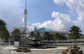 National Mosque of Kuala Lumpur