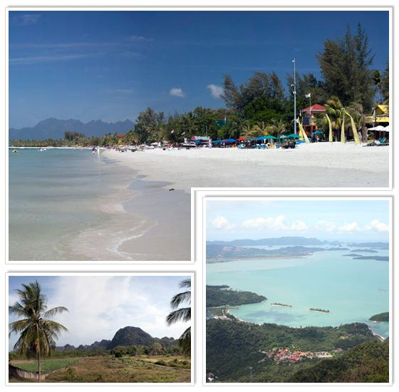 Langkawi Island (western Peninsular Malaysia)