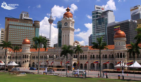merdeka square malaysia