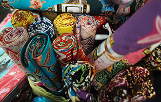A colorful history of Batik