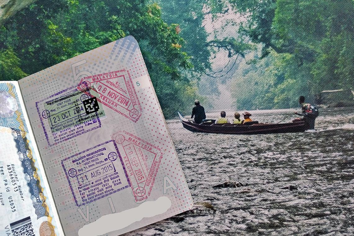 Tourist visa in Malaysia