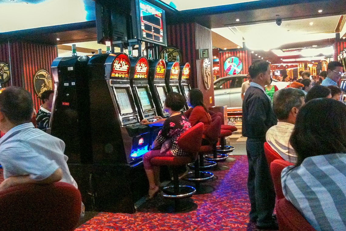 Casinos in Genting Highlands