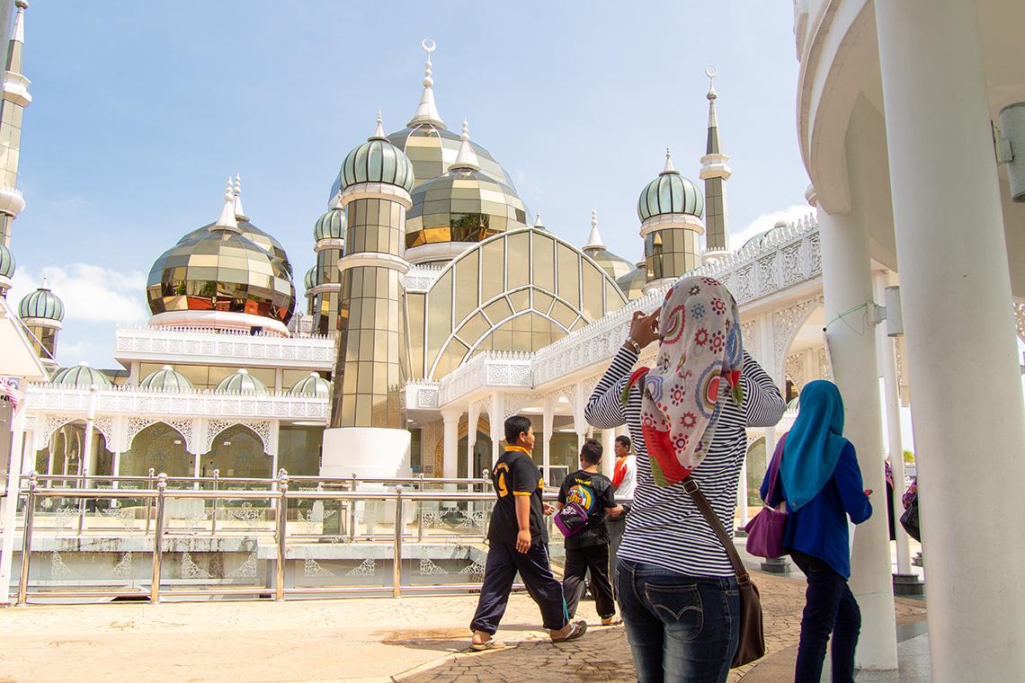 Mosqua in Kuala Terengganu